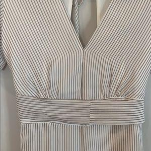 Nordstrom Pants - Pinstripe jumpsuit